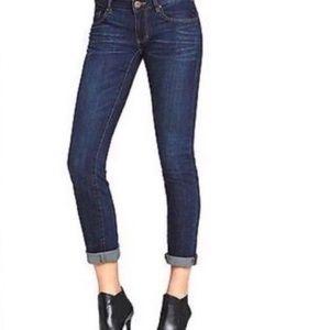 CAbi Jeans 917 Size 8 Tapered Boyfriend Skinny